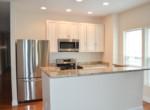 1706 Summit Street kitchen