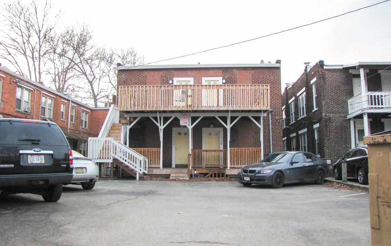 1706 Summit Street building