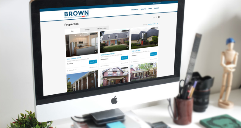 Welcome to the New Brown Multifamily Advisers Website